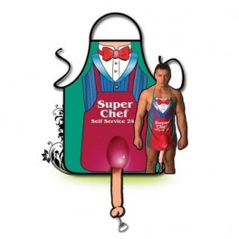 DELANTAL SUPER CHEF